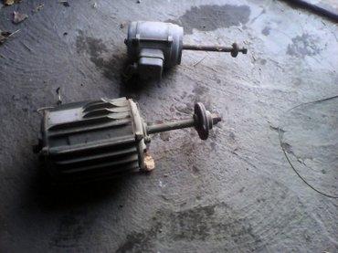 Мотор большой  маленький в Кант
