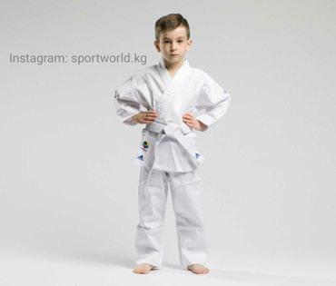 кимоно в Кыргызстан: Кимоно adidas ( ORIGINAL ) Детское кимоно для карате adidas Evolution