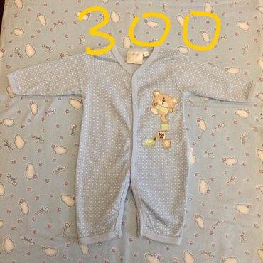 Продаю детские вещи. В идеальном состоянии. Размер 0-3 месяца. Есть но в Бишкек