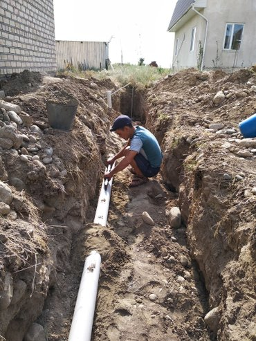 Сантехника канализация водопровод в Лебединовка