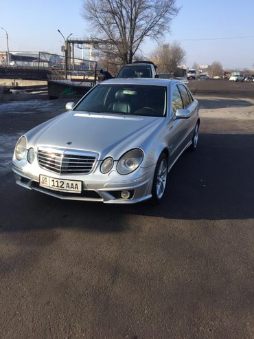 Mercedes-Benz E 500 2003 в Бишкек