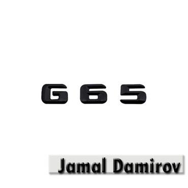 Bakı şəhərində G65 loqotip