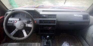 белый nissan в Ак-Джол: Nissan Bluebird 2 л. 1988 | 565523 км