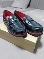 baletki 36 37 razmer в Кыргызстан: Туфли женские, 36 размер, фирма Инжи, Турция