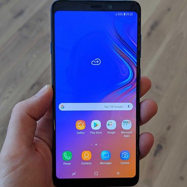 Samsung в Уджары: Б/у Samsung Galaxy J6 Plus 32 ГБ Черный