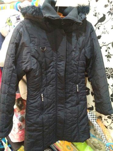 Продам зимнее пальто/куртку,  состояние отличное,  размер 42,  цена 13 в Бишкек