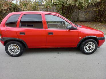 62 elan | NƏQLIYYAT: Opel Corsa 1.4 l. 1994 | 332450 km