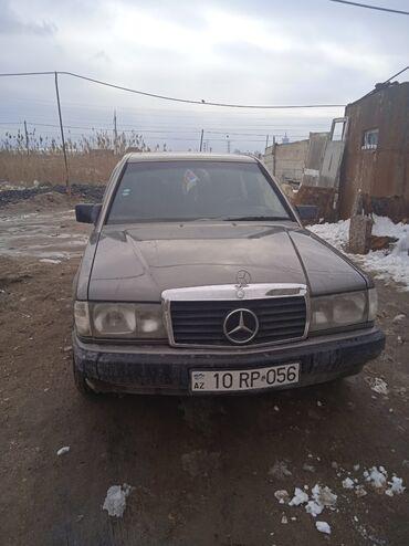 Mercedes-Benz A 190 2 l. 1991 | 296942 km