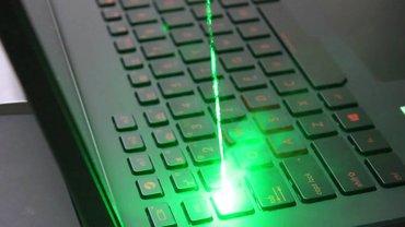 Лазерная гравировка на клавиатуре  в Бишкек