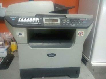 Принтеры в Шопоков: Brother mfc 8860 с сетевым интерфейсом