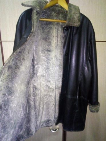 Krzneni kaputi - Pancevo: Zenska kozna postavljena jakna kao nova