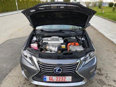 Lexus - Слева - Бишкек: Lexus ES 2.5 л. 2015 | 112000 км