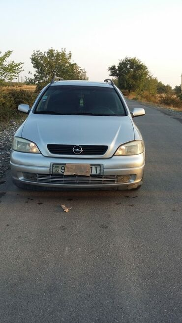 12 elan   NƏQLIYYAT: Opel Astra OPC 1.1 l. 1998   2828838 km