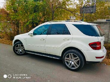 диска для машина в Кыргызстан: Mercedes-Benz ML 350 3.5 л. 2011   127000 км