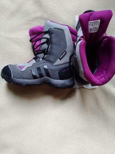 Dečija odeća i obuća - Zitorađa: Adidas čizme,malo nošene,br.32