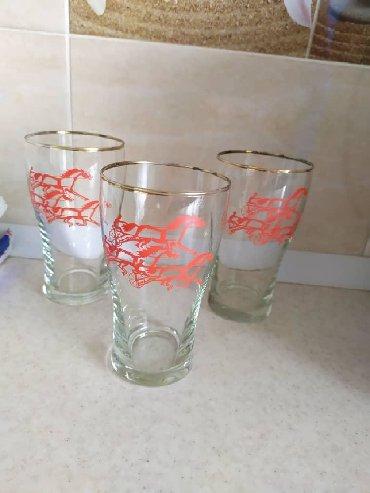 стеклянные стаканы в Кыргызстан: Бокалы стеклянные все 3