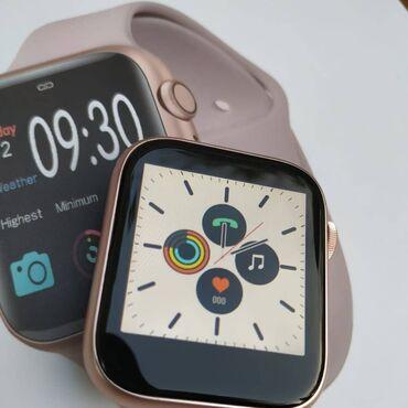 Watch I7, apple watch 5ci seriya ilə 1:1 kopyaQiymət:180AZNMəhsula