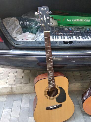 184 elan   İDMAN VƏ HOBBI: Gitara Cort Akustik