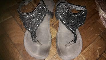 Sandale sa cirkonima br 36. - Pozarevac