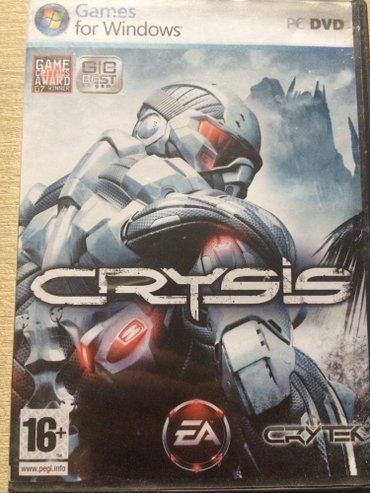 Igrica pc crysis original cd - Plandište