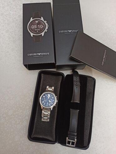 продажа токарных станков бу в Кыргызстан: Серебристые Мужские Наручные часы Armani