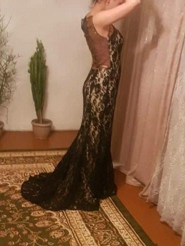 Шикарное платье,одевала 1 раз на 3часа,прокат 1500с, продажа в Novopokrovka