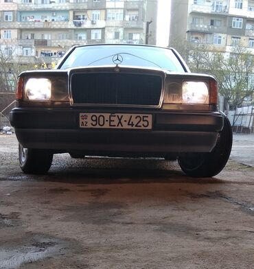 bmw-z3-28-at - Azərbaycan: Mercedes-Benz W124 2 l. 1993 | 233000 km