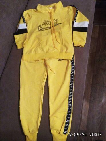 Классный яркий спортивный костюм новый можно на девочку и мальчика на