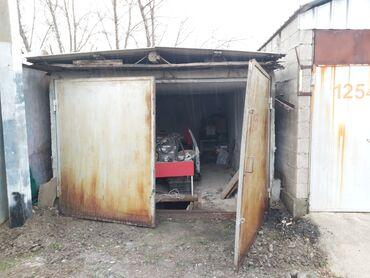 ворота на гараж в Кыргызстан: Продам гараж с подвалом. 6х3м. Гаражный кооператив 11. Железные