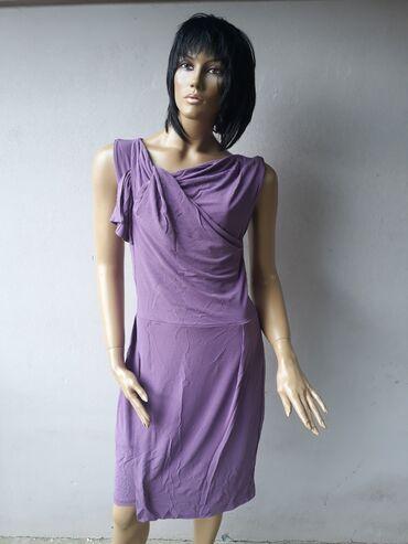 Haljine - Prokuplje: Ljubicasta haljina nova ne nošenaVelicina M/L dosta se