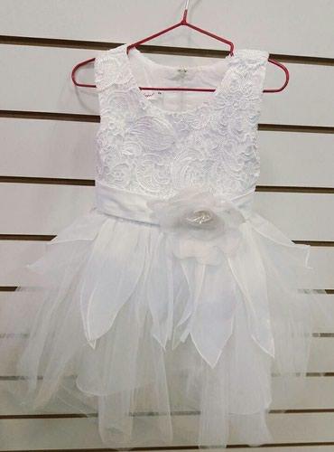 Прокат новое красивое платье снежинка в Бишкек