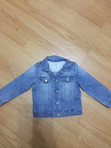 Teksas jakna, Zara, za devojcice, vel 2-3