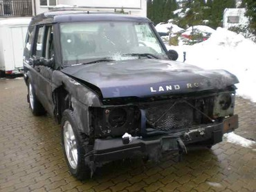 Land Rover - Кыргызстан: Land Rover Discovery 2.5 л. 1997 | 254848151 км