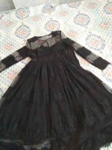 черное платье на свадьбу в Кыргызстан: Очень красивое платье, одевалось один раз на свадьбу