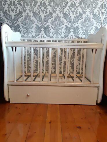 Детская кровать (Манеж) Маятник(удобно раскачивать) Российского