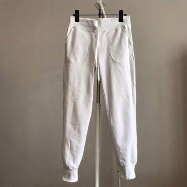 Спортивные штаны, хб, качество и состояние отличное. Размер XS, S