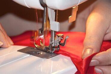Пошив одежды - Кыргызстан: Требуется заказчик в мини-цех гарантия качества стаж свыше 25лет
