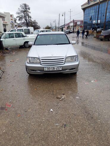 avto verirəm - Azərbaycan: Mercedes-Benz C 180 1.8 l. 1997 | 155000 km