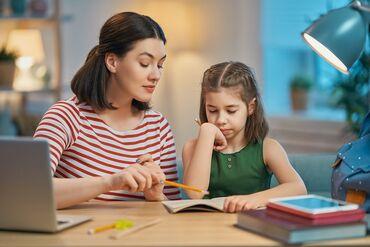 Работа - Кой-Таш: Вам некогда заниматься с ребёнком?  Ваш ребёнок не готов к школе?  Вы