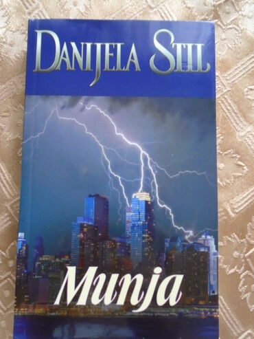 """Nova knjiga Danijele Stil """"Munja"""""""