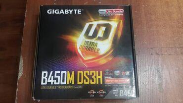 Продаю AM4 мамку Gygabyte B450M DS3H  Цена 4800