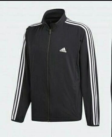 adidas m в Кыргызстан: Ветровка (куртка, олимпийка) Adidas climalite (оригинал) размер М