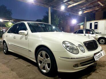 Mercedes-Benz E 500 5 л. 2004 | 90 км
