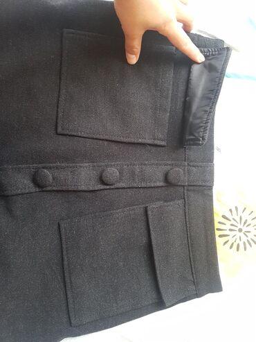 Женская одежда в Массы: Продам теплую юбку с начесом 44 го размера. Карманы работающие