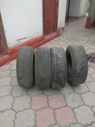 диски-65-стиль-бмв в Кыргызстан: Продаю колесо шины б.у каждая.состояние можно докатать 1 сезон. Или