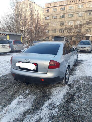 диски ауди r16 в Кыргызстан: Audi A6 2.4 л. 2002   230000 км