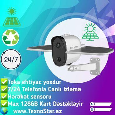 221 elan: Kameranın Günəş Paneli olduğuna görə toka taxmağa ehtiyac olmayacaq