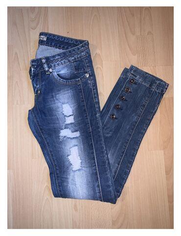 Nesal jeans - Srbija: Nesal Jeans farmerke. Iako piše da je veličina 29, one su mnogo manje