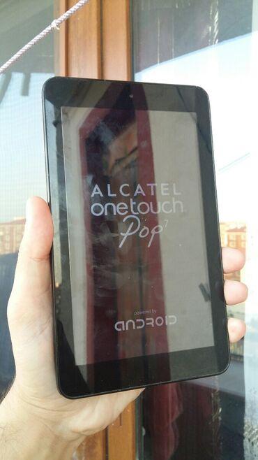 Alcatel - Azərbaycan: Alcatel Pop 7 tablet nomre gedir,sadece kameralari cekmir,herseyi