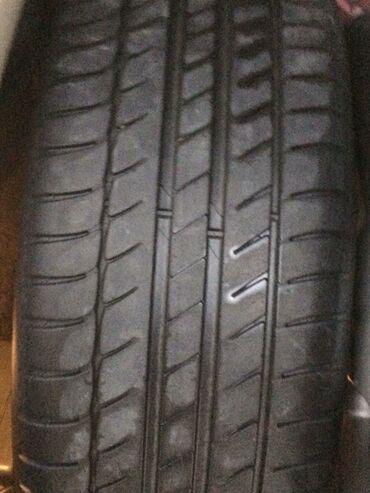 диски на х5 е53 в Азербайджан: 215,50,17 Michelin,yaxşi veziyetdedir